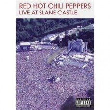 DVD - Red Hot Chili Peppers: Live At Slane Castle - Importado